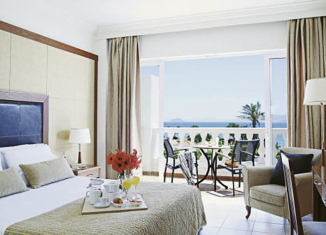 Hotelzimmer mit Mountainbike im Atlantica Porto Bello Royal