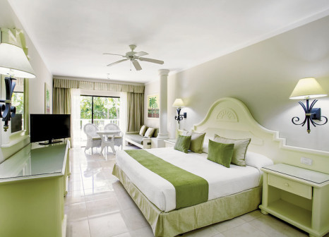 Hotelzimmer mit Mountainbike im Bahia Principe Grand La Romana