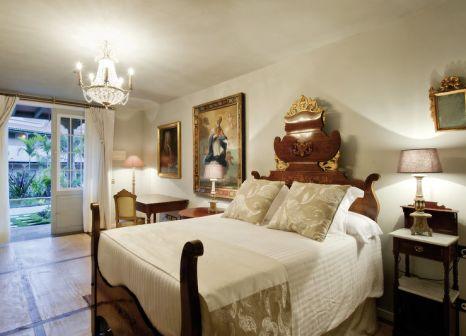 Hotelzimmer mit Tennis im Hotel Hacienda de Abajo