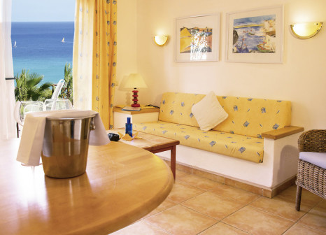 Hotelzimmer mit Tischtennis im Marina Playa Suites