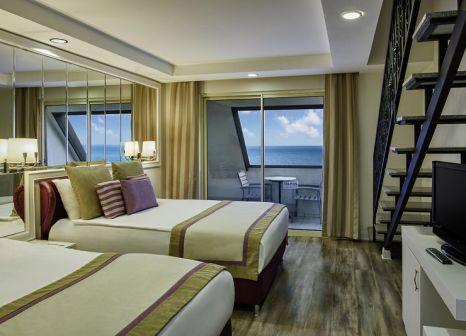 Hotelzimmer mit Volleyball im Delphin Diva