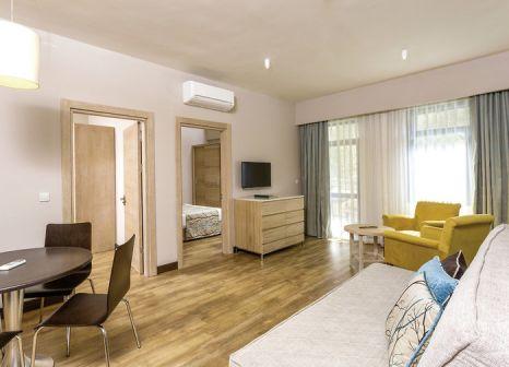 Hotelzimmer mit Volleyball im Melas Holiday Village