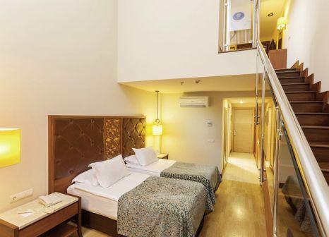 Hotelzimmer mit Minigolf im Melas Lara