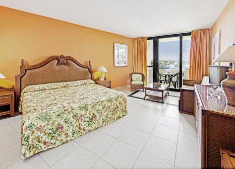 Hotelzimmer mit Minigolf im Teneguia Princess