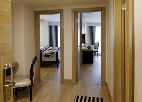 Hotelzimmer mit Volleyball im Delphin Imperial Resort Hotel