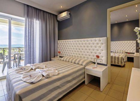 Hotelzimmer mit Volleyball im Georgioupolis Resort