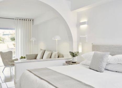 Hotelzimmer mit Mountainbike im Santo Miramare Resort