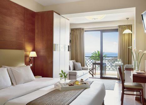 Hotelzimmer mit Golf im Anthemus Sea Beach Hotel & Spa