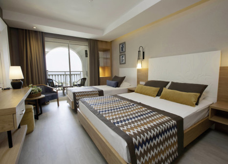 Hotelzimmer mit Volleyball im Kirman Sidera Luxury & Spa
