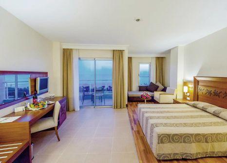 Hotelzimmer mit Fitness im Kirman Hotels Leodikya Resort