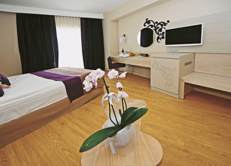 Hotelzimmer mit Volleyball im Sea Planet Resort & Spa