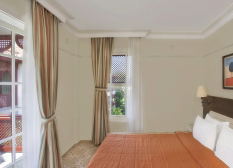 Hotelzimmer mit Volleyball im Ali Bey Park Manavgat & Ali Bey Club Manavgat