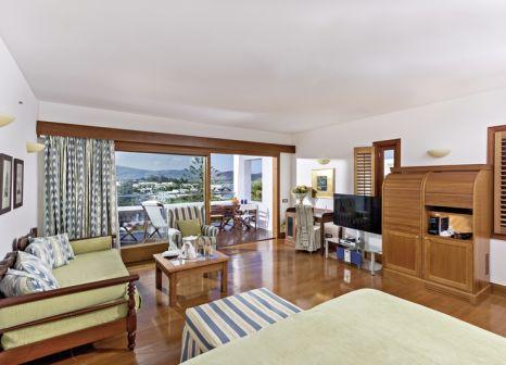 Hotelzimmer mit Volleyball im Elounda Beach Hotel & Villas