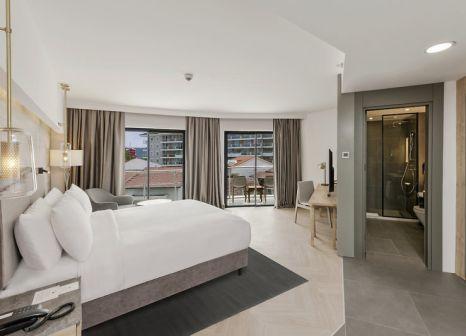 Hotelzimmer mit Volleyball im DoubleTree by Hilton Antalya-Kemer