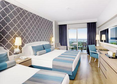 Hotelzimmer mit Volleyball im Sherwood Exclusive Lara