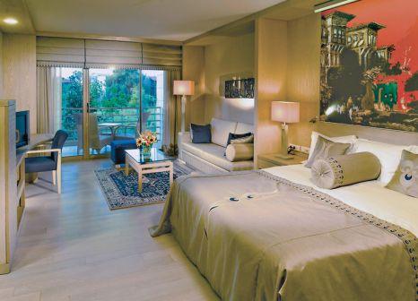 Hotelzimmer mit Yoga im Gloria Serenity Resort
