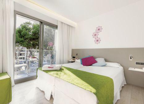 Hotelzimmer mit Golf im COOEE Cala Ratjada