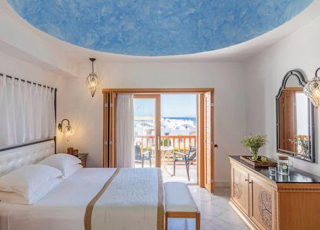 Hotelzimmer mit Yoga im Mitsis Blue Domes Resort & Spa