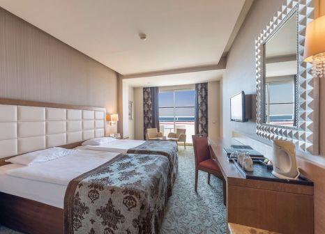 Hotelzimmer mit Mountainbike im lti Kamelya Selin Hotel