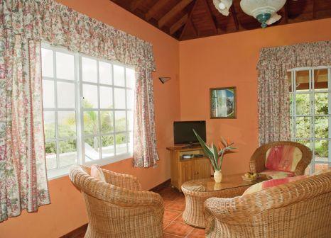 Hotelzimmer mit Tischtennis im Villa & Casitas Caldera