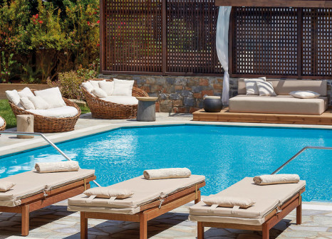Albatros Spa & Resort Hotel in Kreta - Bild von DERTOUR