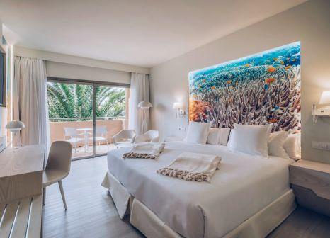 Hotelzimmer mit Mountainbike im Iberostar Selection Fuerteventura Palace