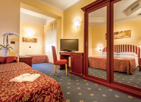 Hotelzimmer mit Kinderbetreuung im Da Vinci