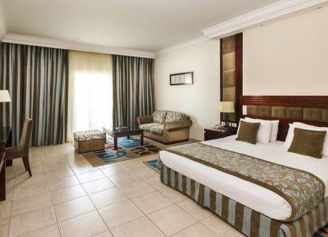 Hotelzimmer mit Volleyball im Rixos Sharm el Sheikh