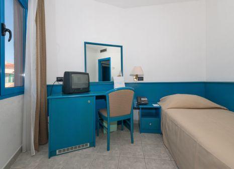 Hotelzimmer mit Mountainbike im Maistra Resort Funtana
