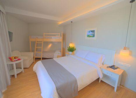 Hotelzimmer mit Fitness im Elea Beach Hotel