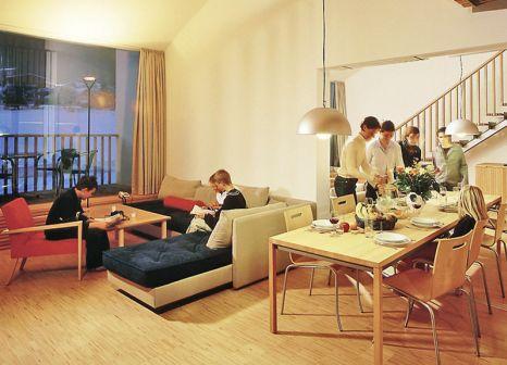 Hotelzimmer mit Tischtennis im Hotel Kammerlander