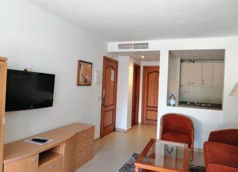 Hotelzimmer mit Internetzugang im Los Tilos Aparthotel