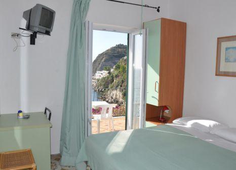 Hotelzimmer mit Tischtennis im Casa Rosa Terme