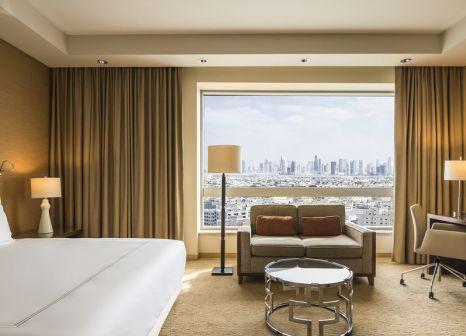 Hotelzimmer mit Fitness im Swissôtel Al Ghurair