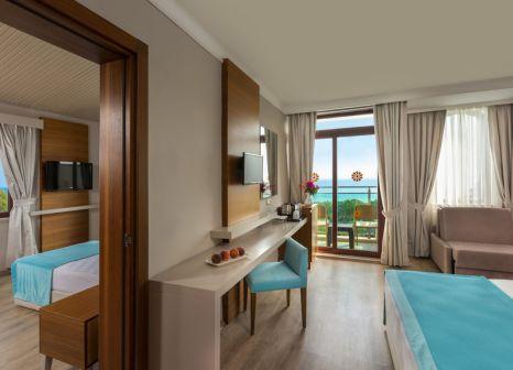 Hotelzimmer mit Mountainbike im Side Sun Bella Resort & Spa
