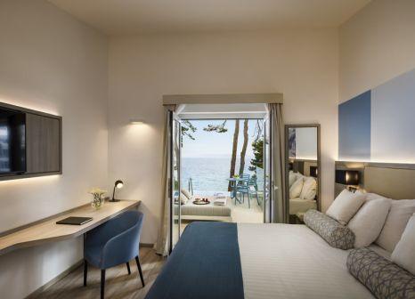 Hotelzimmer mit Yoga im Carolina Resort by Valamar