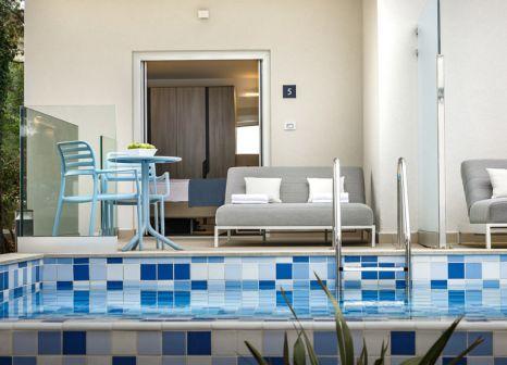 Hotelzimmer mit Minigolf im Carolina Resort by Valamar