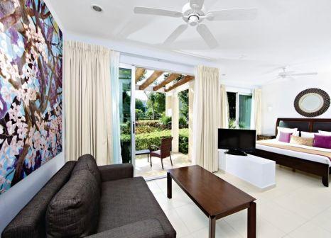 Hotelzimmer mit Mountainbike im Bahia Principe Luxury Sian Ka'an