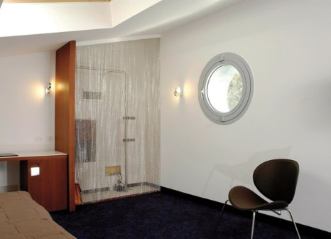 Hotelzimmer mit Fitness im Black Hotel