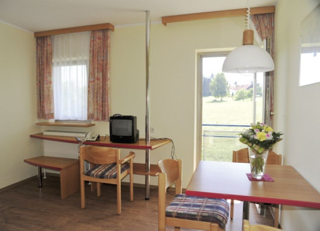 Hotelzimmer mit Tischtennis im Reiterhof Runding