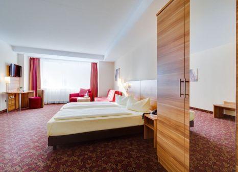 Hotelzimmer mit Tischtennis im Ferien Hotel Rennsteigblick