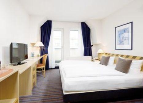 Hotelzimmer mit Animationsprogramm im ACHAT Hotel Dresden Elbufer
