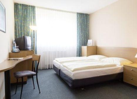 Hotelzimmer mit Fitness im Werrapark Resort Hotel Heubacher Höhe