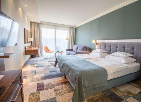 Hotelzimmer mit Tennis im Hotel Aquarius Spa