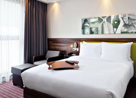 Hotelzimmer mit Mountainbike im Hampton by Hilton Swinoujscie
