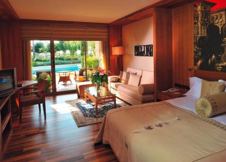 Hotelzimmer mit Volleyball im Gloria Serenity Resort