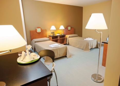 Hotelzimmer mit Klimaanlage im Albergo Athenaeum