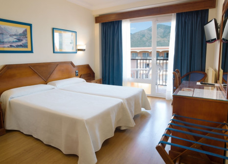 Hotelzimmer mit Fitness im Hotel Monarque Fuengirola Park