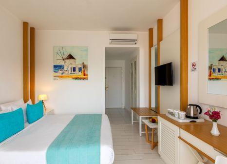 Hotelzimmer mit Minigolf im Labranda TMT Bodrum