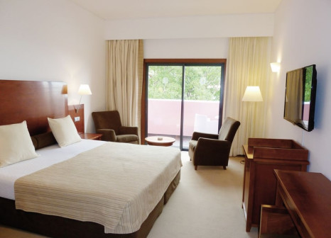 Hotelzimmer mit Fitness im Quinta da Serra Bio Hotel